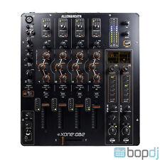 Allen & Heath Xone:DB2 4-Channel DJ Mixer & Built-in Effects FX Station BPM