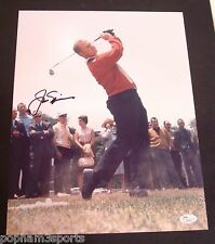 JACK NICKLAUS Signed/Autographed 11x14 Photo-Picture - JSA J80192