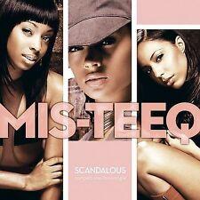 Mis-Teeq Scandalous CD