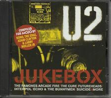 U2 rare CD w/ ARCADE FIRE Modest Mouse PERE UBU Go betweens FUTUREHEADS Suicide