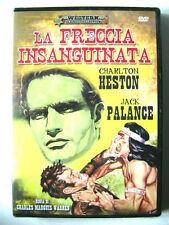 Dvd La Freccia insanguinata (Western Classic Collection) 1953 Nuovo