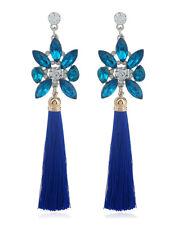 Fashion Bohemian Earrings Women Long Tassel Drop Boho Dangle Earrings Jewelry