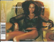 MELANIE B - Tell me CDM 3TR Enhanced 2000 EU PRINT SPICE GIRLS