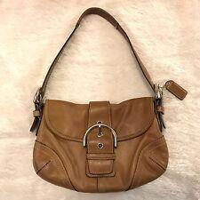 COACH Soho Hobo Brown Leather Handbag Purse Shoulder Bag - $295.00 - E050-9247