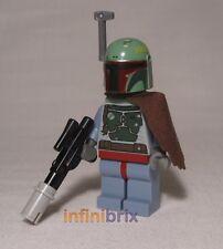 Lego Boba Fett de Set 8097 Esclavo I Star Wars Cazador Recompensas NUEVO sw279