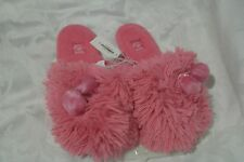 Slippers Women Winter Lola & Coco M 7-8 NEW PINK