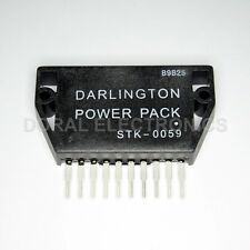 STK0059 Free Shipping US SELLER Integrated Circuit IC Darlington Power Pack