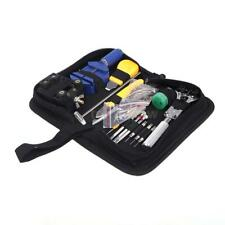 144pcs Watch Repair Tool Kit Watchband Link Remover & Case for Watchmaker K2B4