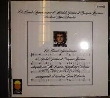 LE MONDE SYMPHONIQUE DE MICHEL SARDOU - CD
