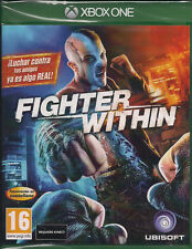 Fighter Within (XBOX ONE Nuevo)