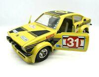 Miniature voiture Opel Kadett Rally Burago auto 1/24 diecast Vintage Rallye Rare