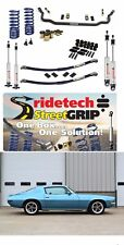 Ridetech Streetgrip system fits 70-81 Chevrolet Camaro,Firebird,Shocks,Springs
