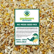 More details for gardenersdream no mess seed mix - premium quality husk-free wild bird food