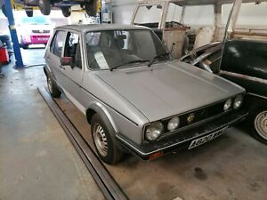 Volkswagen Golf Mk1 1500 manual spares or repair 1 previous owner from new