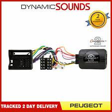 Ds -pg007 controles del volante adaptador cable Peugeot 408