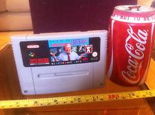 John Madden Football 93 Super Nintendo Super Nes SNES Original