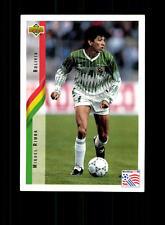 12 UPPER Deck Sammel Cards WM 1994 + A 157912