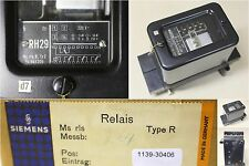 Siemens auxiliares relés typ:7pa25 - 110vac-nº 7pa2510-3eb1 - rh29 - 220v - 2we