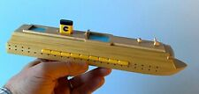 Costa CRUISE SHIP wooden toy, model 1250, by Scherbak USA