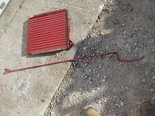 Farmall B BN tractor complete working Original radiator shutter assembly w/ rod