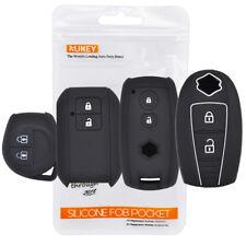 For Suzuki Swift SX4 SCORSS Grand Vitara Silicone Remote Key Case Fob Cover