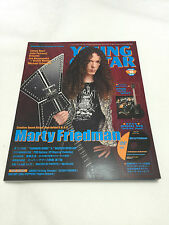 YOUNG GUITAR Magazine 2010 OCT. Japan DVD Regioncode2 Marty Friedman Megadeth