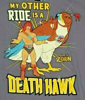 NEW WITH TAGS! Funko Mens Son of Zorn Graphic T-Shirt Size Medium !