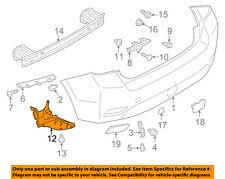 57731FJ090 Subaru Cover sd lwr xuv lh 57731FJ090
