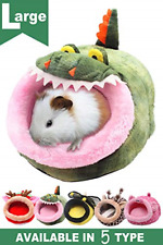 JanYoo Ferret Chinchilla Cage Toys Accessories House Bed Hideout Removable