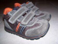 Kinder Schuhe Klettverschluss Gr.22 von Bama Wildleder grau