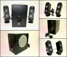 LOGITECH X230 2.1 Sub Woofer Speakers System