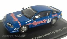 Alpine V6 GT Turbo Europa cup Speedy 1985 1:43 Eligor Diecast