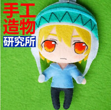 Japanese Anime Noragami Yukine Cosplay Costume Cute DIY Doll keychain Material