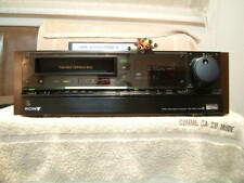 SONY EDV9000 ED Beta Deck Cassette Recorder Video TESTED With remote controller