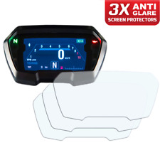 3 X DUCATI xdiavel Inc. S instrumento/dashboard/Speedo protector de pantalla AG