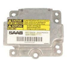 SAAB 95 9-5 9600 98-01MY SRS AIRBAG AIR BAG ECU CONTROL UNIT 5018825 SUFFOLK
