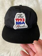 Vintage 1993 Phoenix Suns NBA Finals Black Snapback Hat