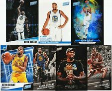 KEVIN DURANT 7 CARD LOT 2019 PANINI FATHERS DAY /199 2018 /399 BLACK FRIDAY 2017