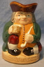 old* Royal Doulton * Honest Measure toby * Early marks