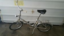 Vintage Antique RARE German Volkswagen VOLKS BIKE folding Bicycle for VW BEATLE