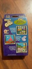 Plug In And Grow Leapster Leap Frog spongebob squarepants saves the day sealed