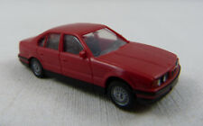 BMW 520 i rot Wiking 1:87 H0 ohne OVP [FO]