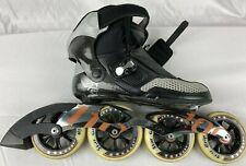 K2 Radical Pro Inline Roller Skating Mens Size 9 Wheels Ilq9 2x 110 2x 100