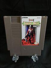 Castlevania II 2 Redaction Nintendo NES Game