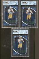 3 CT 2020 Justin Herbert Absolute #167 Gem Mint 10 RC Rookie LA Chargers