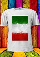 Italian Flag Vintage Italy Italia T-shirt Vest Tank Top Men Women Unisex 1417