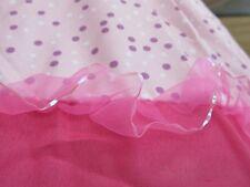 Betthimmel Baldachin Moskitonetz pink rosa lila Spielhaus Zelt Burg Tüll Neu OVP