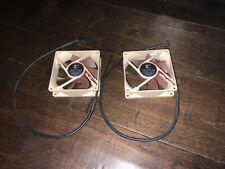 2x Noctua NF-R8-1800 80mm 3-Pin Silent Case Fans