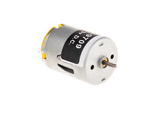 Electric DC Motor 3V 1.6W Permanent Magnet Motors 7800rpm 2mm Shaft Diameter UK
