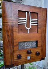 Belle radio de marque Ducretet-thomson C550  de 1935